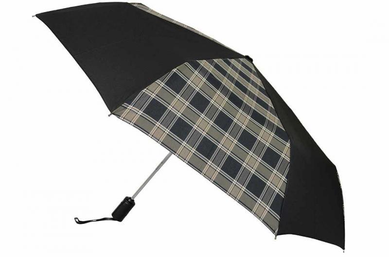Мужской зонт Три Слона ( полный автомат ) арт. 906-06