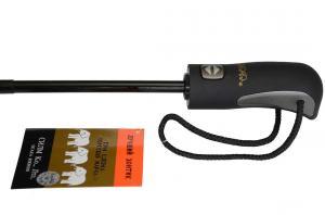 Фото  Серый мужской зонт Три Слона ( полный автомат ) арт. 750-02
