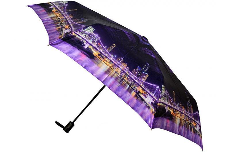 Яркий женский зонт Три Слона ( полный автомат ) арт. 363b-10