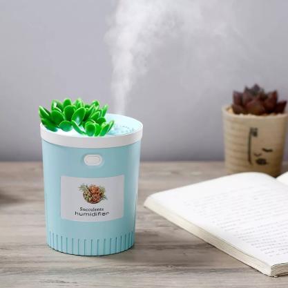 Ультразвуковой увлажнитель воздуха Humidifier Succulent
