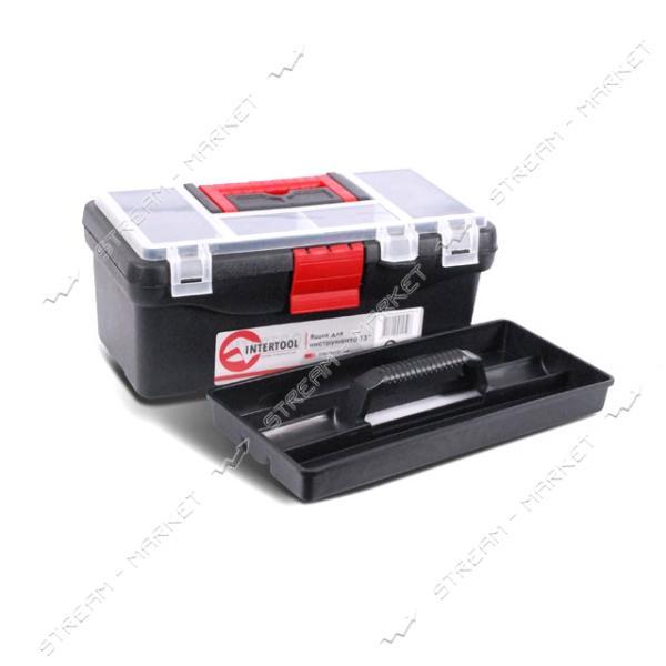 INTERTOOL BX-0125 Ящик для инструмента 13' (318*175*131 мм)