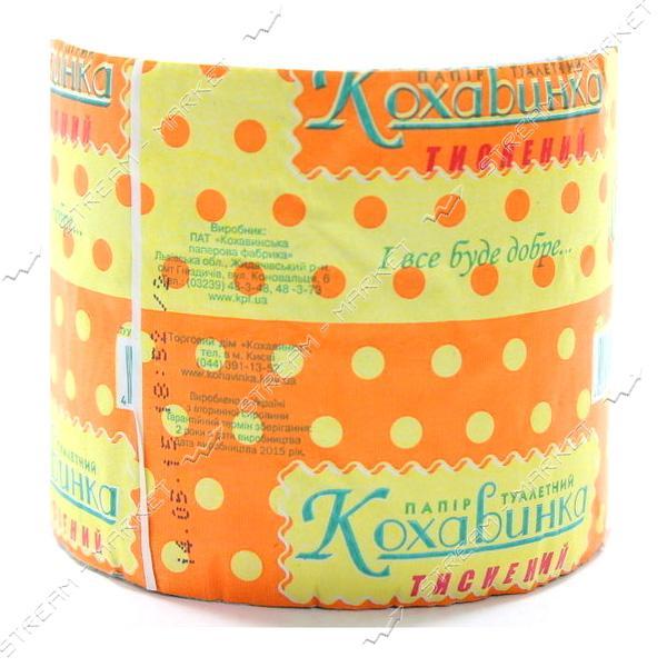 Ттуалетная бумага Кохавинка Soft
