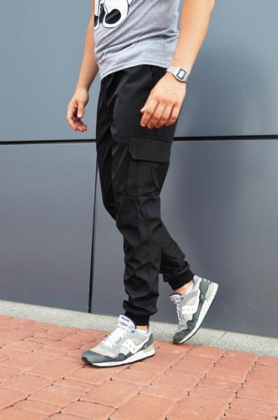 Мужские черные карго штаны ТУР Jogger XL