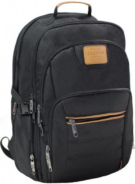 Украина Рюкзак для ноутбука Bagland Гриффит 23 л. Чёрный (0011166)