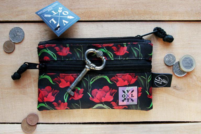 Ключница Volt Tulip, чехол для ключей