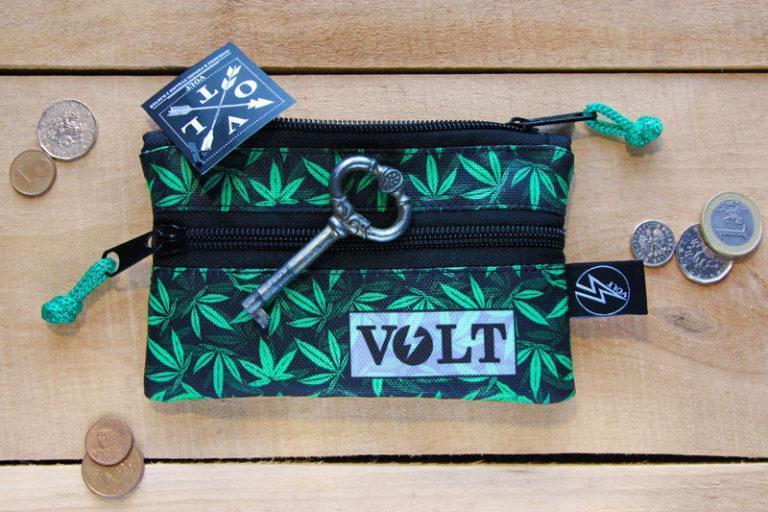 Ключница Volt Weed paint, чехол для ключей