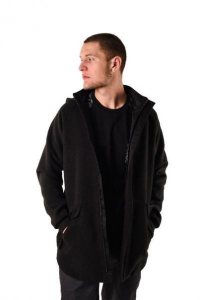 Кашемированое пальто Four Elements XS