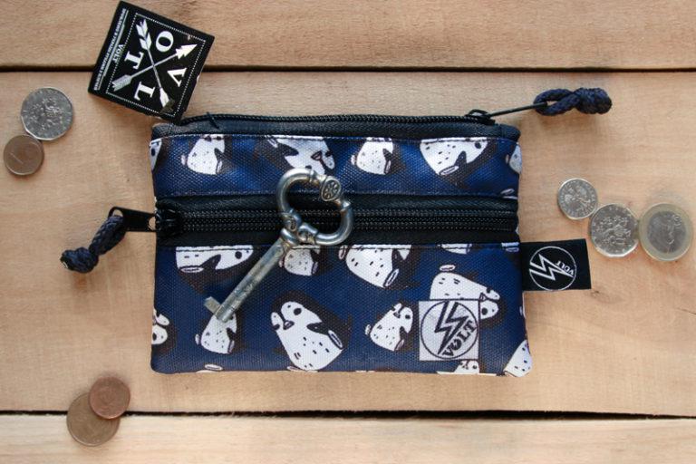 Ключница Volt Penguin, чехол для ключей