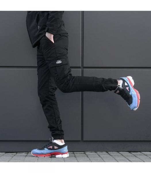 Карго штани bezet zipp black. XXL