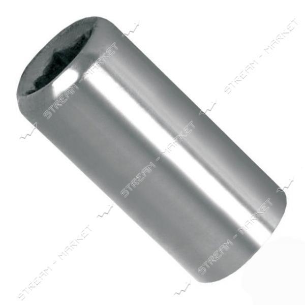 Переходник INTERTOOL ET-1101 1/4'шестигранник / 1/4'квадрат 25мм Хром - Ванадиум