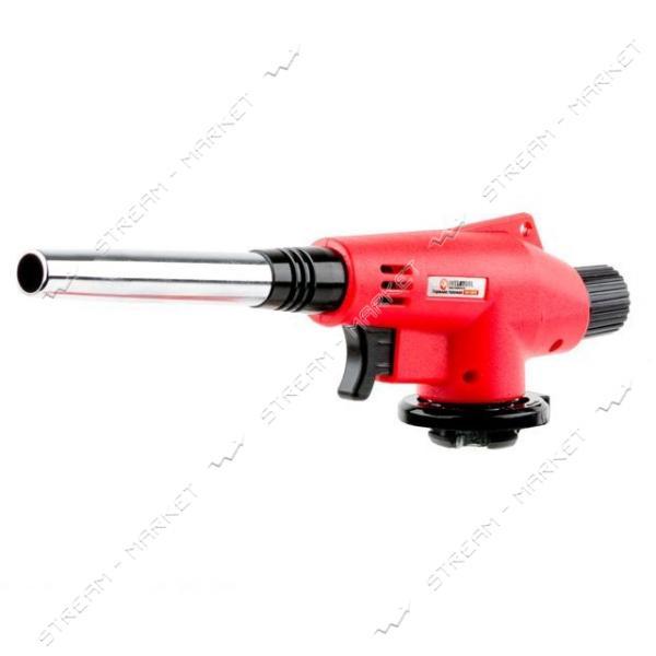 INTERTOOL GB-0022 Горелка газовая пьезозажигание на курке