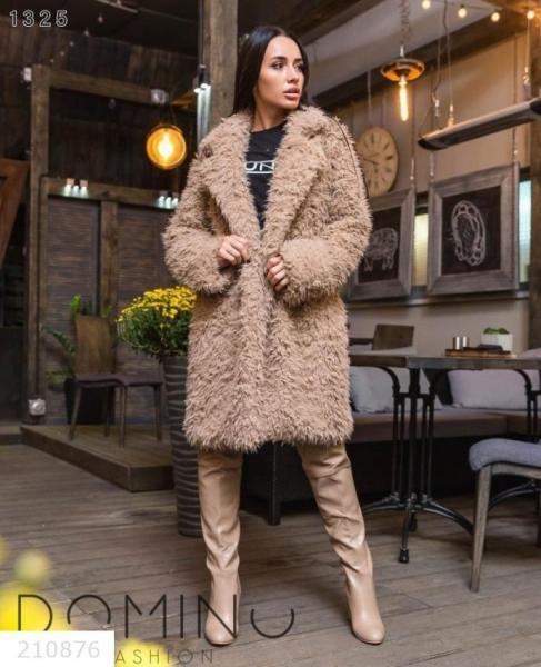 Новинка! шубка женская искусственная лама размер 42-46