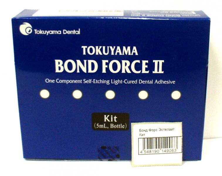 Bond Force II Адгезив Tokuyama
