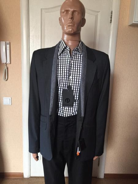 Пиджак серый мужской Antony Morato L