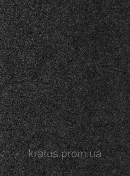 Карпет графит (темно-серый) 800 гр/м2 влагостойкий ш. 150см