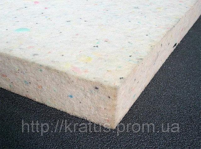 Наполнитель для борцовских матов — Поролон вторично вспененный  толщина 40мм (плотность 140 кг/м3)