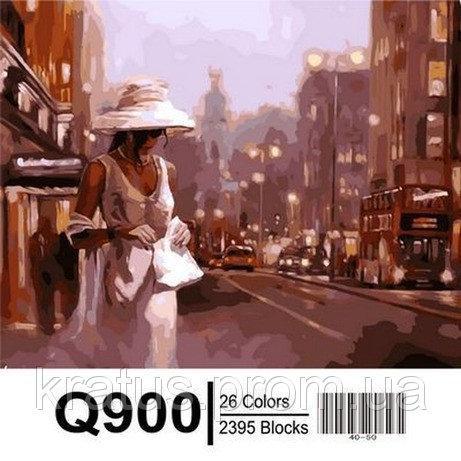 Фото Картины на холсте по номерам, Романтические картины. Люди Q900