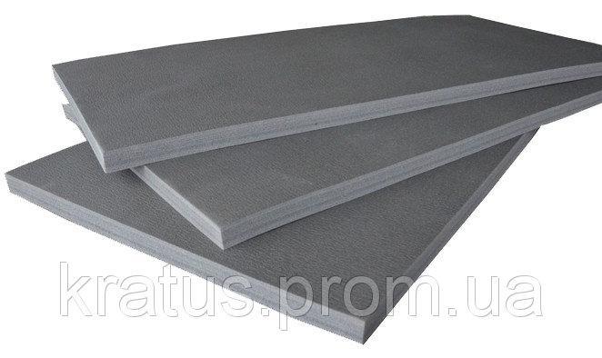 Без покрытия—  Химически сшитый пенополиэтилен, толщина 40мм