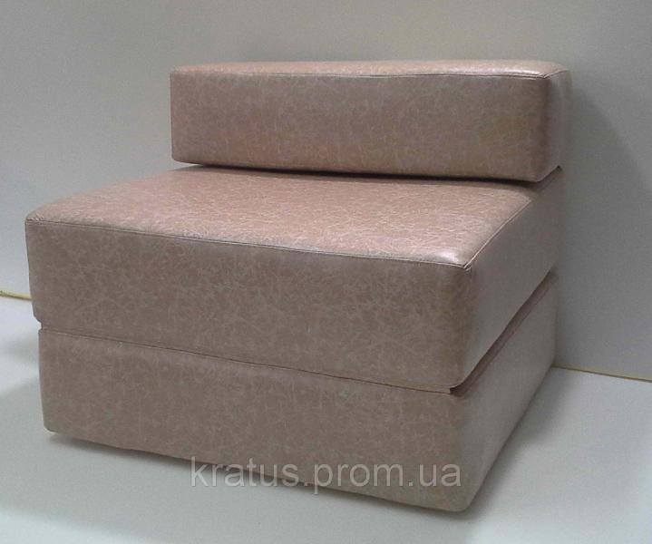 Кресло-кровать поролоновое бескаркасное 0,8х1,9м