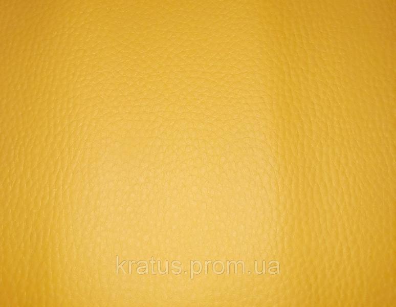 Кожзаменитель (винилискожа) желтый ш.1,4м