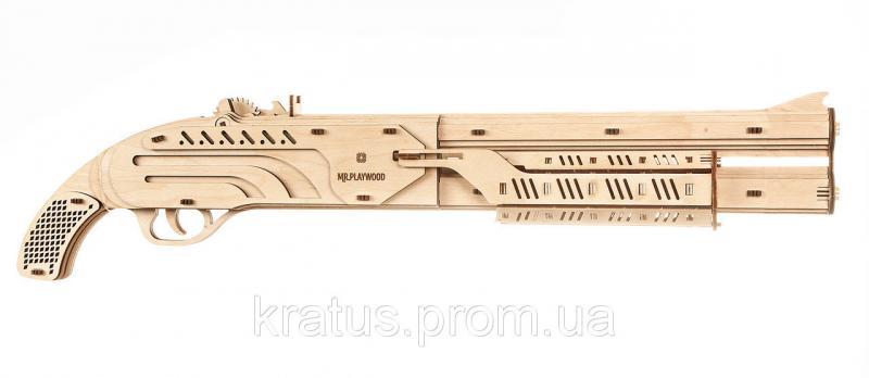 Ружьё (механический деревянный конструктор)