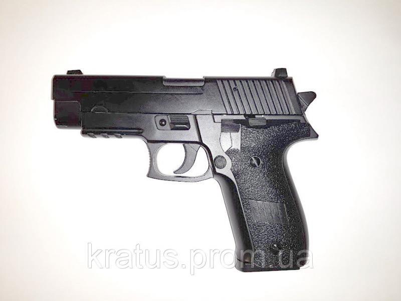 Пистолет металлический ZM23 (копия SIG Sauer P226)