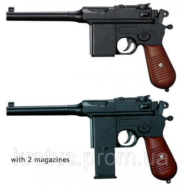 Пистолет металлический J55  Маузер