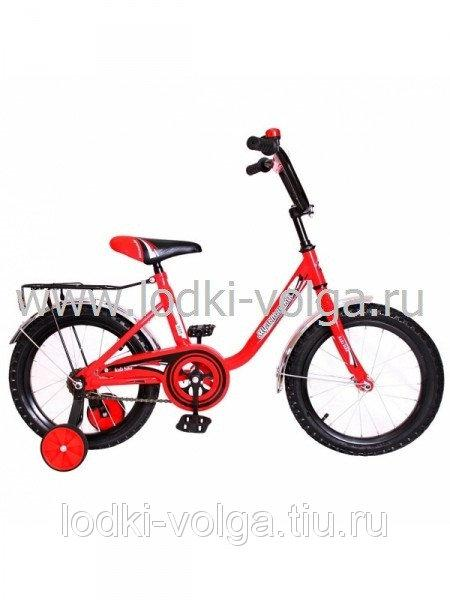 Велосипед МУЛЬТЯШКА 1804 18; 1s (красный)