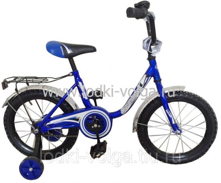 Велосипед МУЛЬТЯШКА 1804 18; 1s (синий)