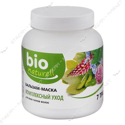 Бальзам-маска для волос Bio Naturell 7 трав 480мл