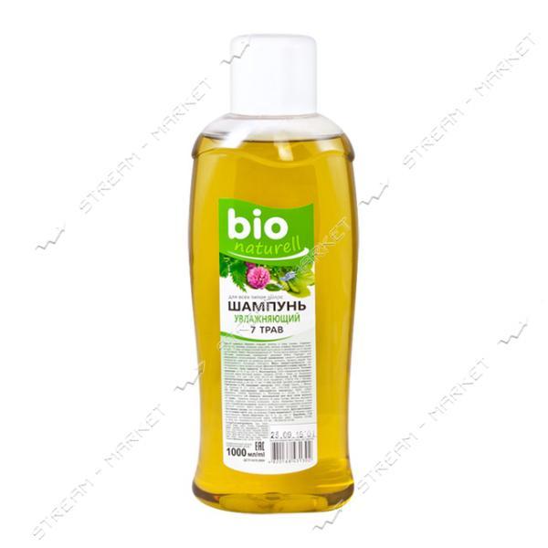 Шампунь для волос Bio Naturell 7 трав 1000мл