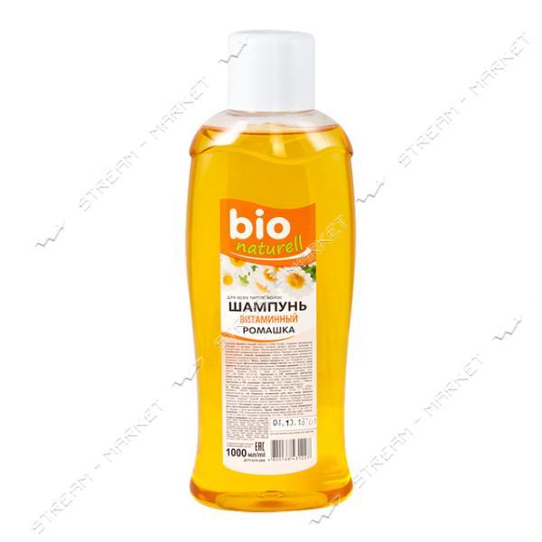 Шампунь для волос Bio Naturell Ромашка 1000мл