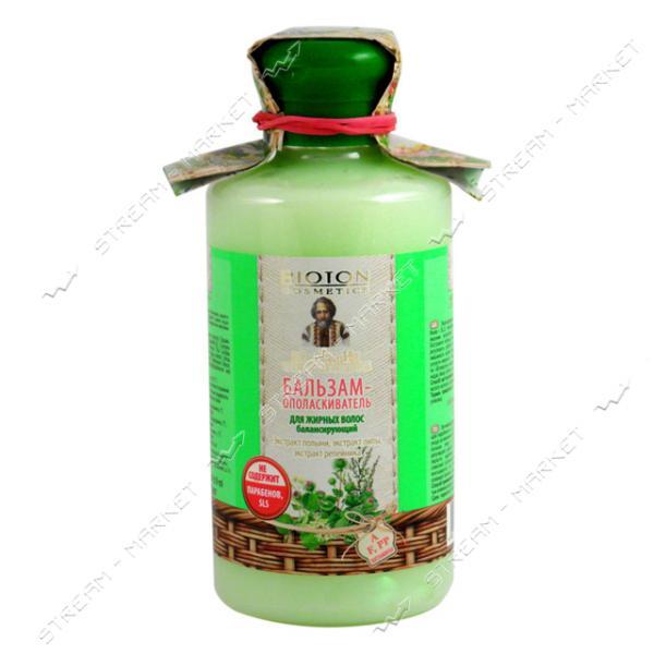Бальзам-ополаскиватель Bioton Cosmetics Коллекция старинных рецептов Балансирующий 300 мл