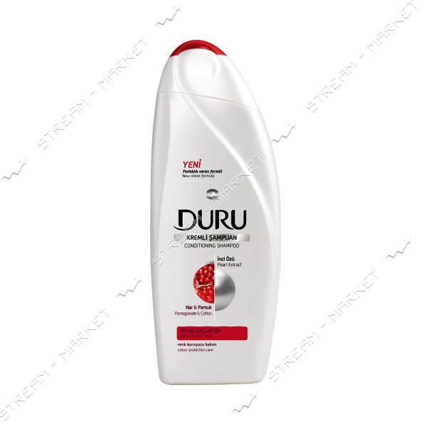 Duru Шампунь-кондиционер для окрашеных волос 600мл