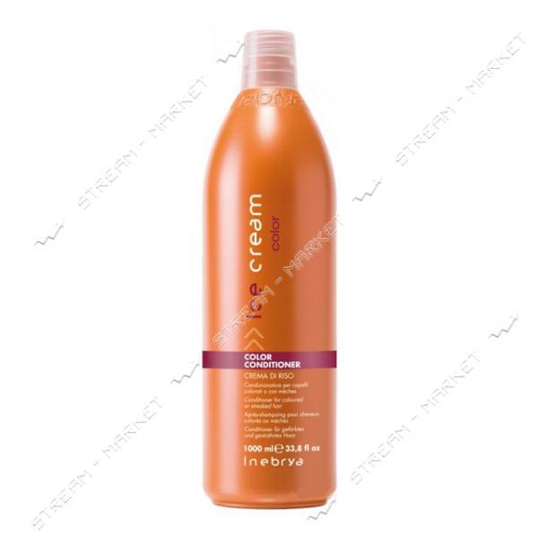 Кондиционер для окрашенных и мелированных волос Inebrya Color 1000мл