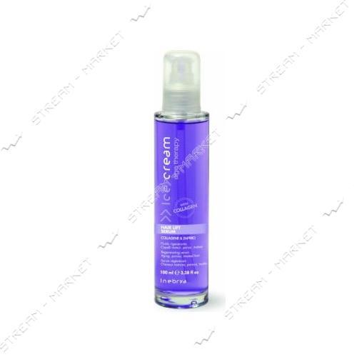 Сыворотка Inebrya Hair Lift для зрелых и пористых волос 100 мл