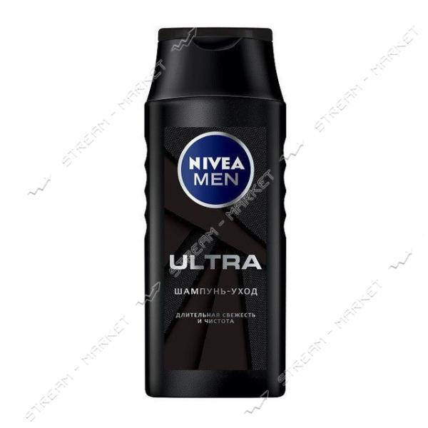 Шампунь-уход для мужчин Nivea Ultra 250мл