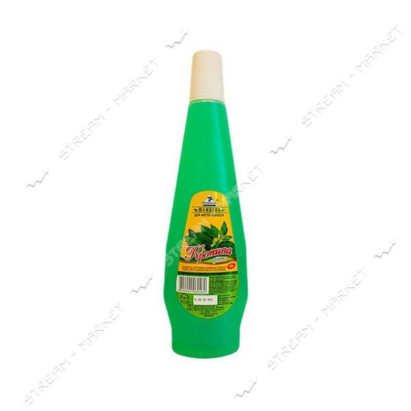 Фито-шампунь для всех типов волос PIRANA Крапива 420 г