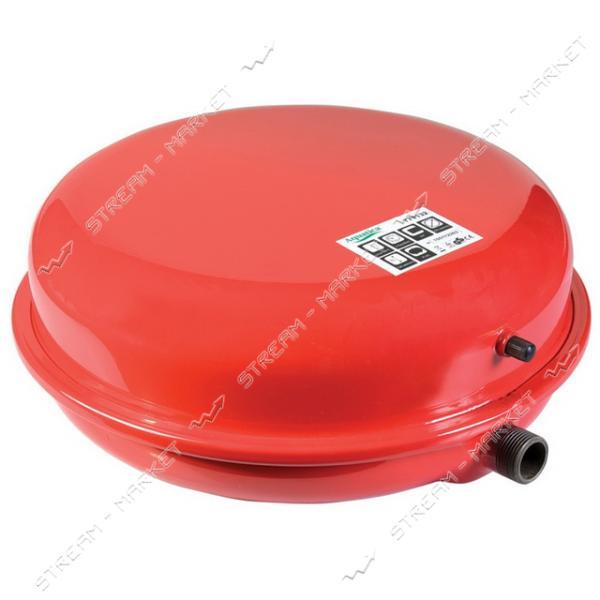 Бак для системы отопления 6л плоский d 325мм Aquatica 779131