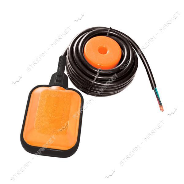 Выключатель поплавковый универсальный Wetron 779661 кабель 3 м х 0.75 кв.мм с балластом