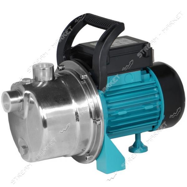 Насос центробежный самовсасывающий Aquatica (Leo) 775318 1.1кВт Hmax 46(8)м Qmax 70л/мин (нерж)