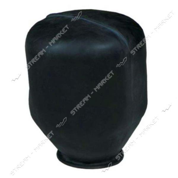 Мембрана для гидроаккумулятора 50л черная с хвостовиком горловина 90 мм