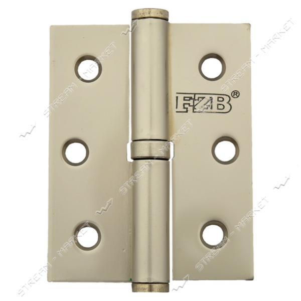 Петля стальная cъемная FZB 75х63 SN-L