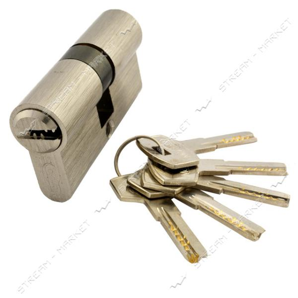 Секрет латунный MANERA 60 30/30 SN ключ/ключ 5 лазер.кл.