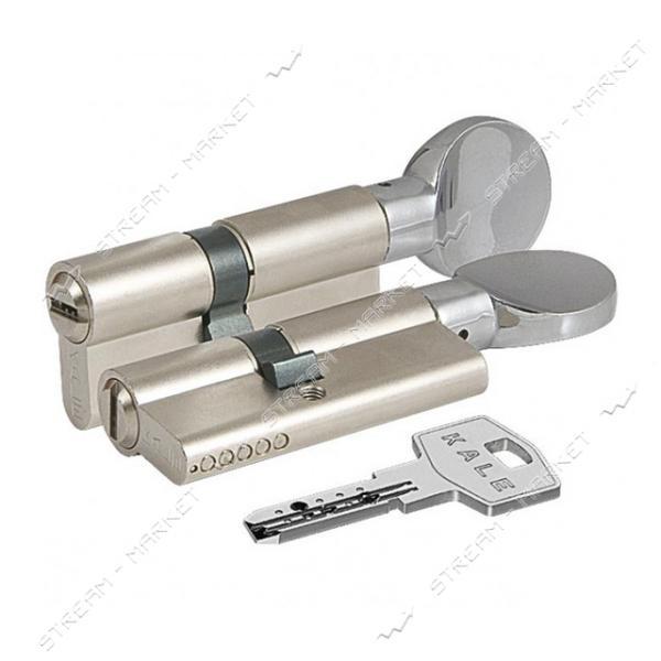 Секрет стальной KALE 164 BM 80-S 35/45 ключ/поворот 5 лазер. кл