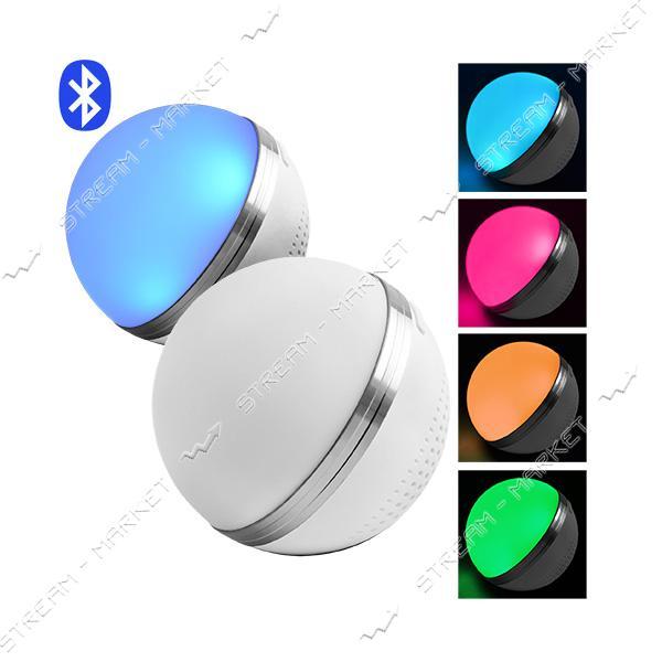 Bluetooth-колонка M8 матовая, speakerphone, шар