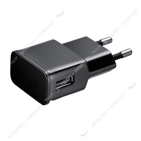 Сетевое зарядное устройство U90EWE 5V/2А 1USB цвета в ассортименте