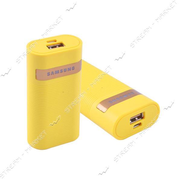 Power Bank SAMSUNG 6000 mAh USB-4 2000 mAh