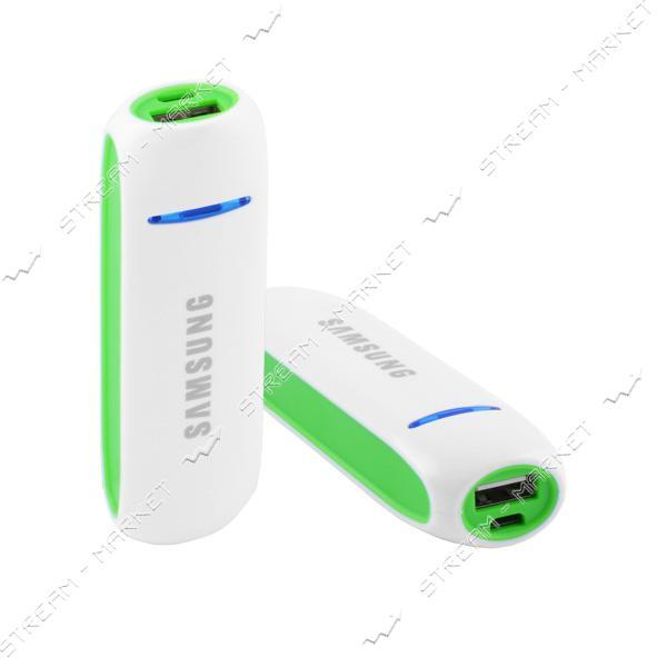 Power Bank SAMSUNG JS-2 2600 mAh USB-2 1000 mAh
