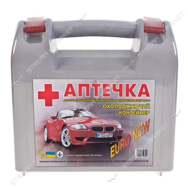 Аптечка ЕВРО медицинская автомобильная